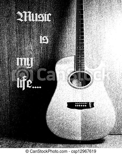 Iphone wallpaper disney princess - Guitar Photography Black And White Images Amp Pictures Becuo