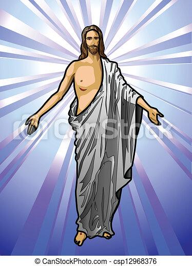 Jesus Christ - csp12968376