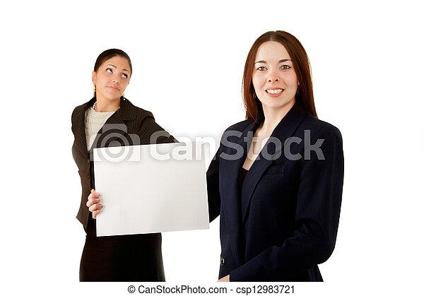 Office Politics - csp12983721