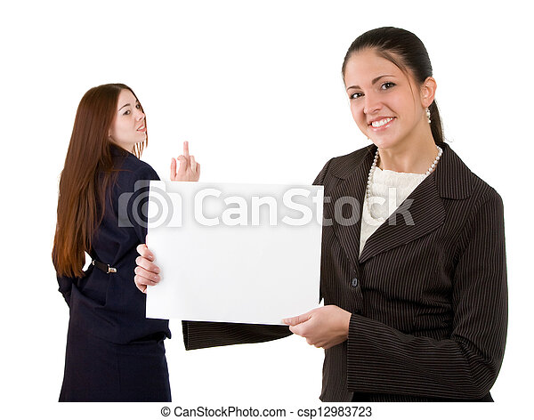 Office Politics - csp12983723