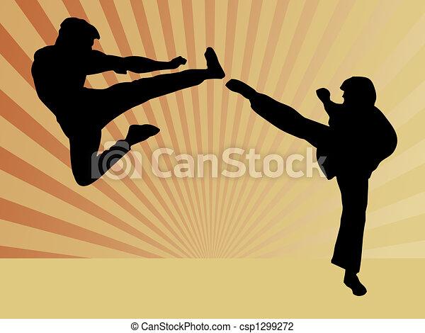 karate - csp1299272