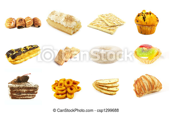 Baked Goods Series 6 - csp1299688
