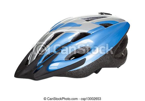 Photo of bicycle helmet - csp13002653