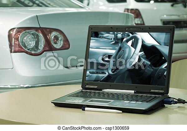 automobile sales centre - csp1300659