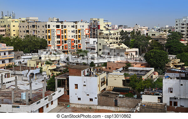 Residential homes in Hyderabad - csp13010862