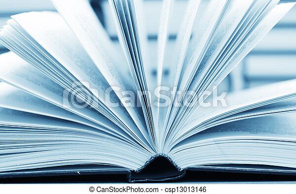 open book - csp13013146