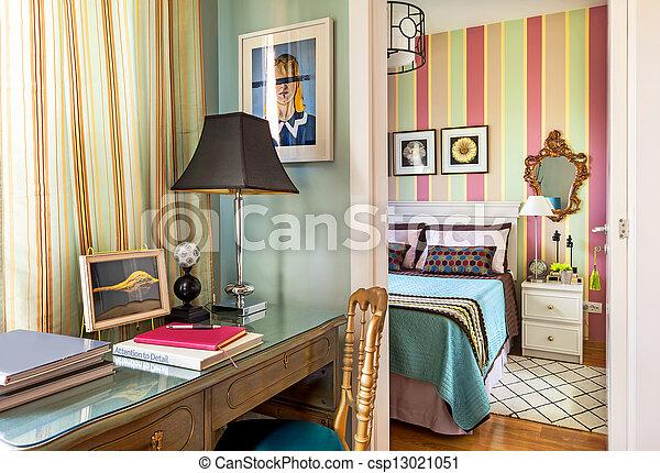 Home interior - csp13021051