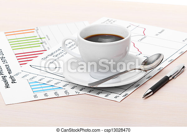Accounting. - csp13028470