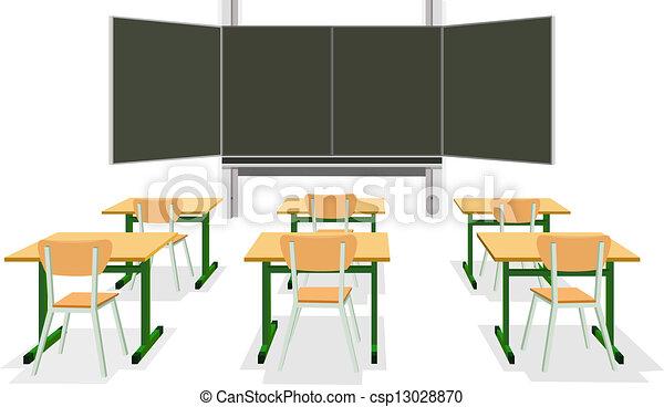 Vectors Illustration Of Vector Illustration Of An Empty