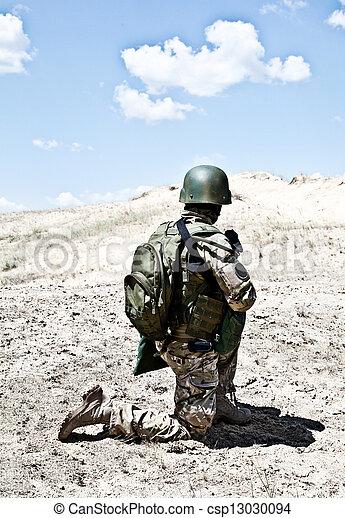 military operation - csp13030094