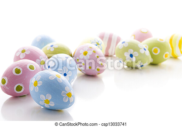 Easter eggs - csp13033741