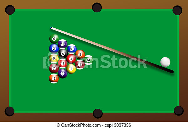 8 pool billard