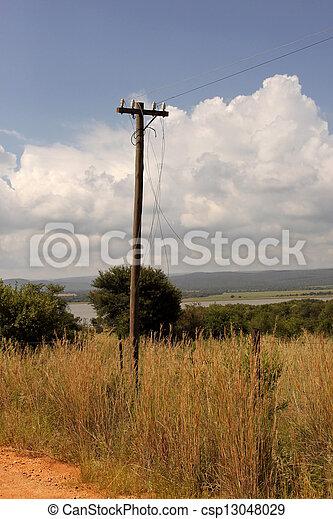 Rural Telecommunication Disruption - csp13048029