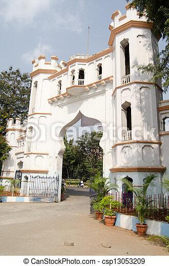Landmark Arch, Hyderabad, India - csp13053209
