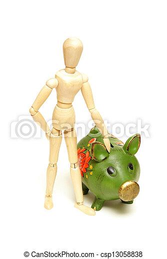 Banking Concept - csp13058838