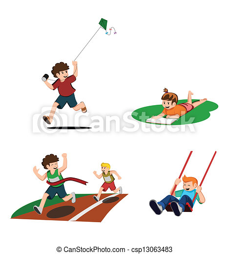 Kid Activity Collection - csp13063483