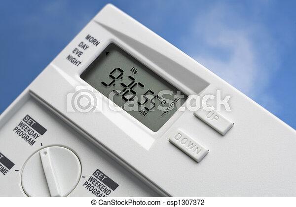 Sky Thermostat 55 Degrees Heat V2 - csp1307372