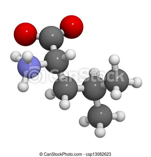 clip art de leucine leu l amin acide mol culaire mod le csp13082623 recherchez des. Black Bedroom Furniture Sets. Home Design Ideas