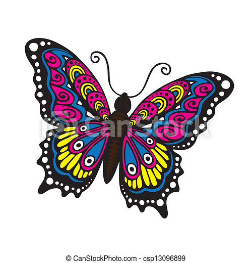 Fantasy butterfly - csp13096899