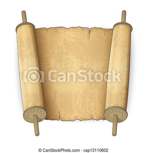 Ancient Scrolls Drawing Ancient Scrolls Csp13110602