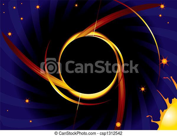 Black hole - csp1312542