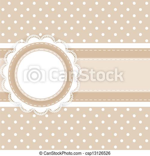 Scrapbooking card - csp13126526