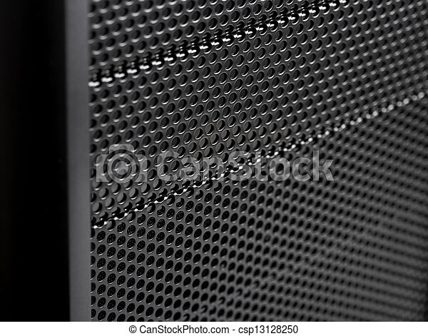 Abstract Computer Cases Background / Computer Case