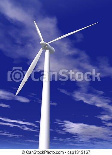 wind turbine - csp1313167