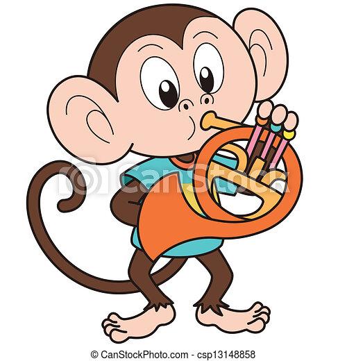 卡通猴简笔画|卡通猴妈妈|卡通猴年邮票