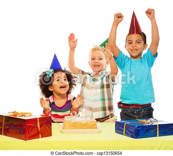 Birthday party - csp13150654