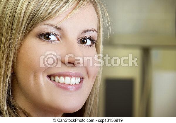 Dental visit - csp13156919