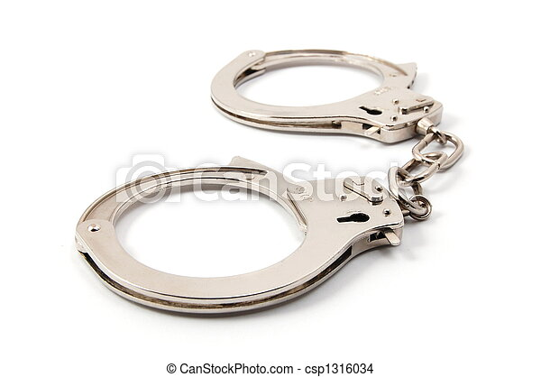 handcuffs  - csp1316034