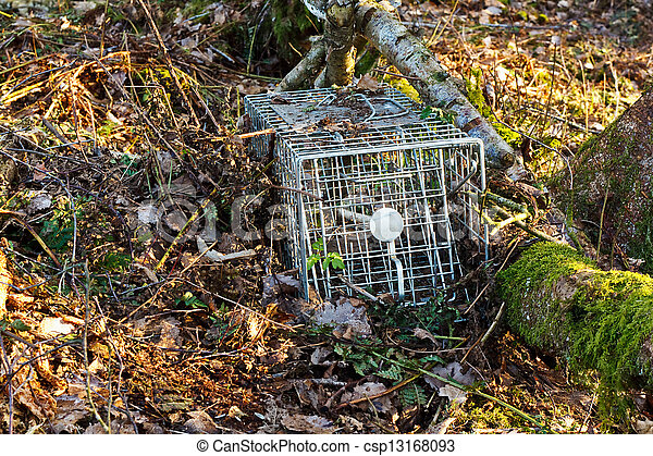 Small mammal trap - csp13168093