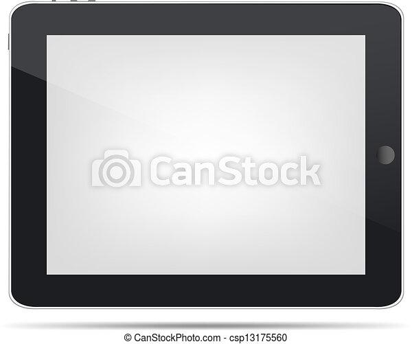 Tablet Computer - csp13175560