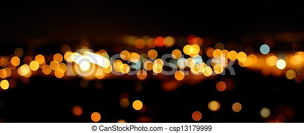 Night city - csp13179999
