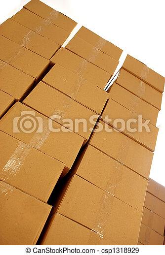 Stock de fotografos de cajas pilas pilas de papel - Cajas para fotografos ...
