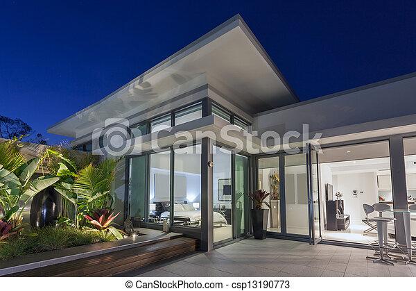 贅沢, ペントハウス - csp13190773 フォト - 贅沢, ペントハウス贅沢, ペント