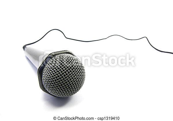 Microphone isolation - csp1319410