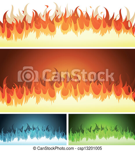 Blazing Fire Clipart Blaze Burning Fire And Flames