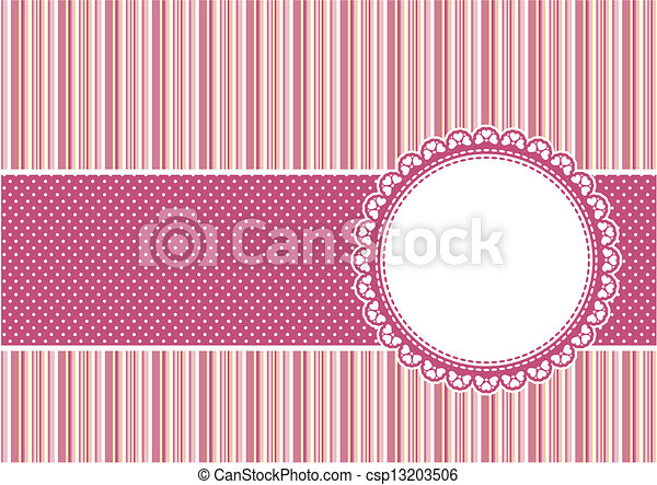 scrapbooking vector background - csp13203506