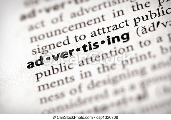 Advertising - csp1320708