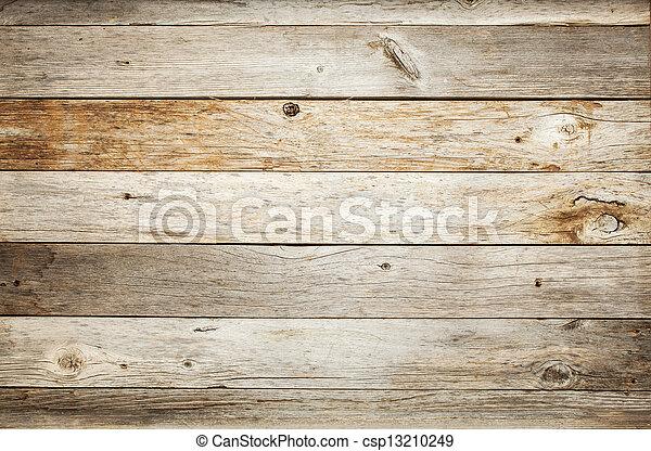 rustic barn wood background - csp13210249