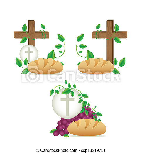 Eucharist Illustrations and Clip Art. 562 Eucharist royalty free ...