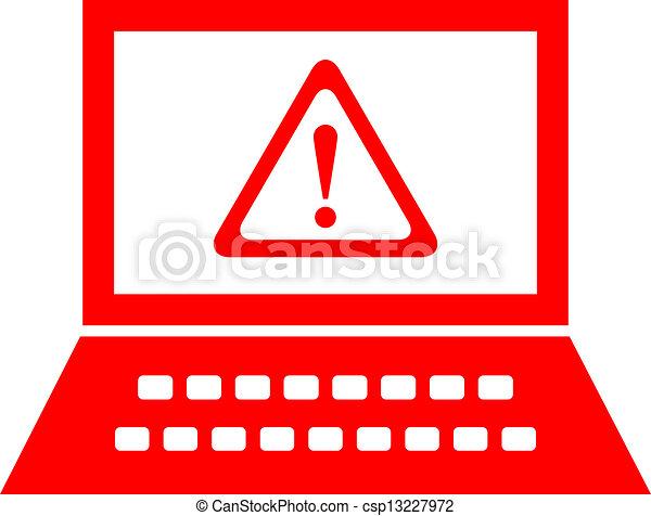 Computer security alert - csp13227972