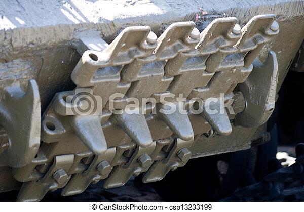 parts of the Soviet military machine - csp13233199
