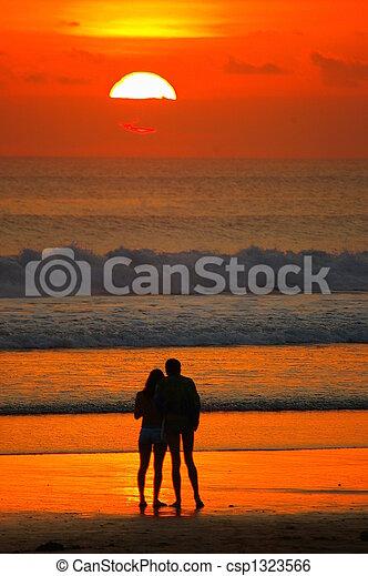 romance, bali - csp1323566