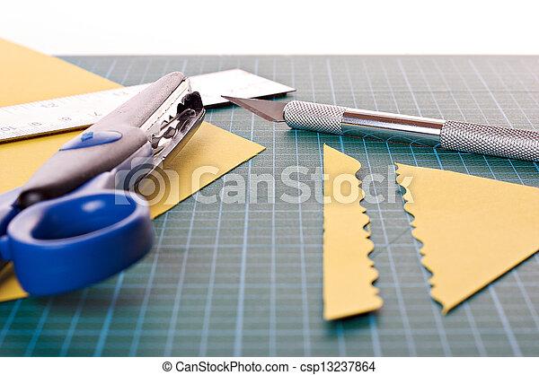 Scrapbooking material - csp13237864