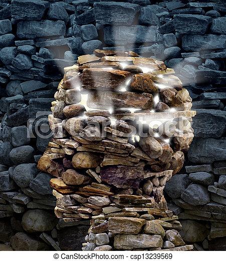 Power Of Thinking - csp13239569