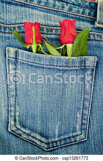 conceito, Amor, Dia,  valentines - csp13261773