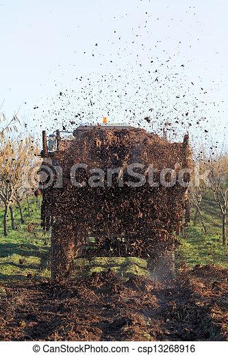 Agriculture - csp13268916